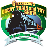 Greenberg's Train and Toy Show @ Monroeville Convention Center