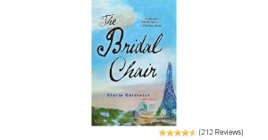 Book Discussion: 'The Bridal Chair' by Gloria Goldreich @ Monroeville Public Library - Gallery Space   Monroeville   Pennsylvania   United States