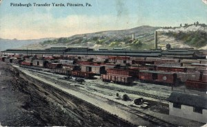 Pitcairn: A Railroad Town (1850-1980) @ Monroeville Public Library - Gallery Space | Monroeville | Pennsylvania | United States