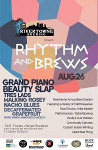 Rhythm and Brews Beer and Music Festival @ Tall Trees Amphitheater - Monroeville Community Park West | Monroeville | Pennsylvania | United States
