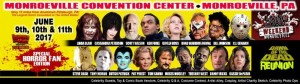 Steel City Con - Special Horror Fan Edition @ Monroeville Convention Center | Monroeville | Pennsylvania | United States