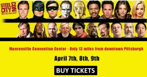 Steel City Con @ Monroeville Convention Center | Monroeville | Pennsylvania | United States
