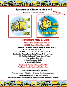 Touch-A-Truck / BEE Well Family Expo - Presented by Spectrum Charter School @ Gateway #4 Fire Hall | Monroeville | Pennsylvania | United States