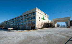 Holiday Inn Exterior