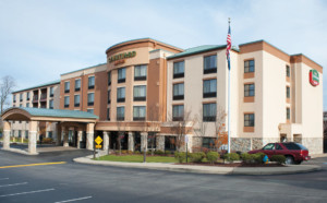 Courtyard Marriott Exterior