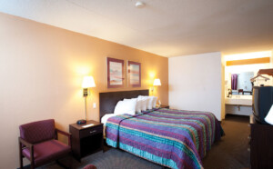 Days Inn Room